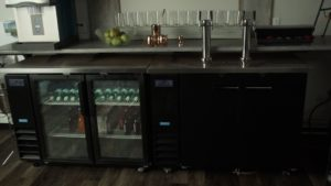 Bar Refrigerated Cabnets