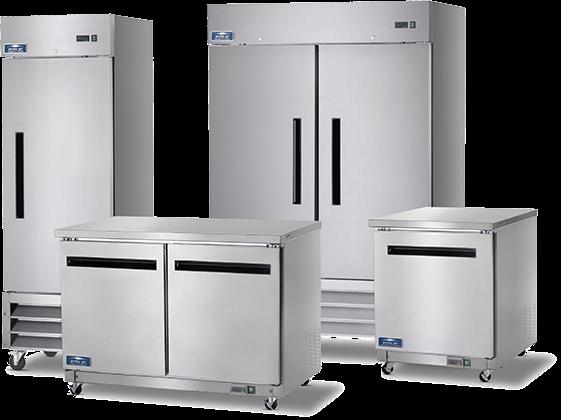 Freezers and Refridgerators